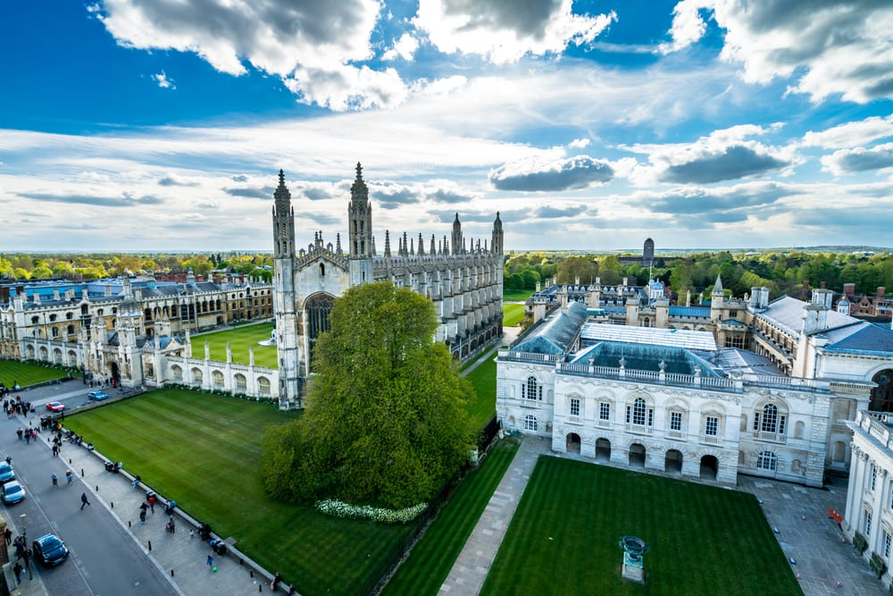 The Essential Sights To See In Cambridge This Spring O 39 Callaghan Hotels