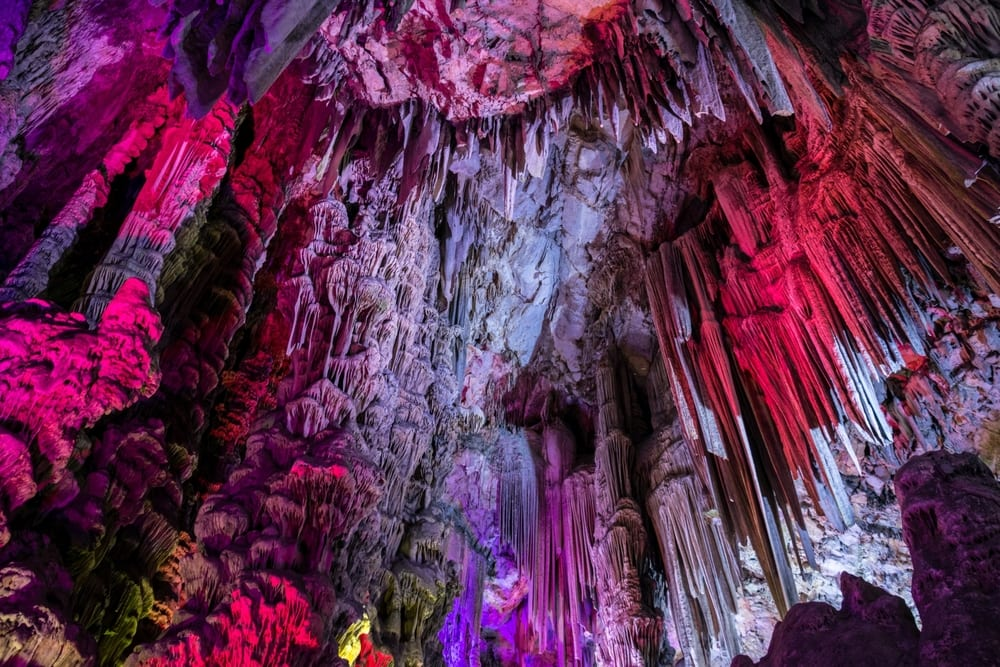 St Michael's Cave Gibraltar