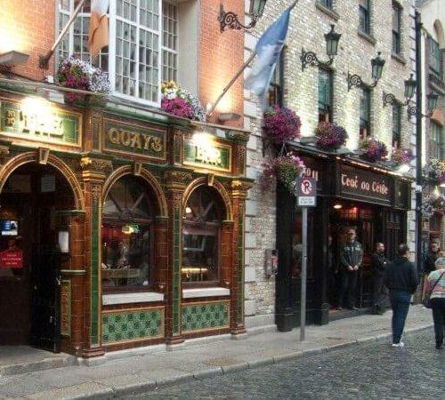 Dublin Temple bar