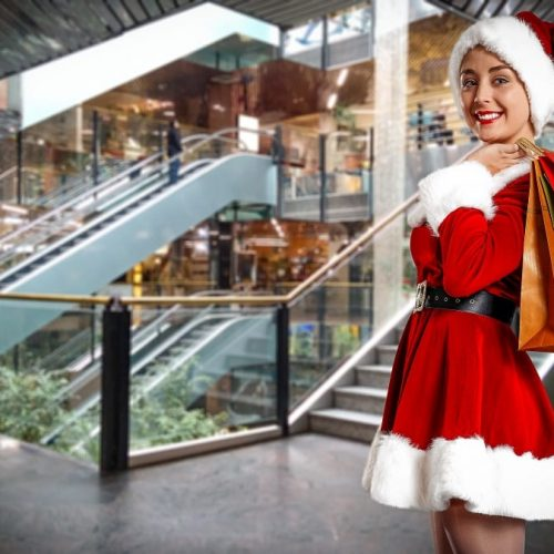 Fancy-Dress Shops For Christmas