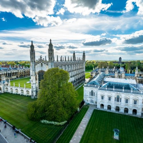 sights to see in Cambridge this spring