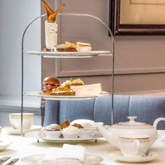 Afternoon Tea at The Davenport