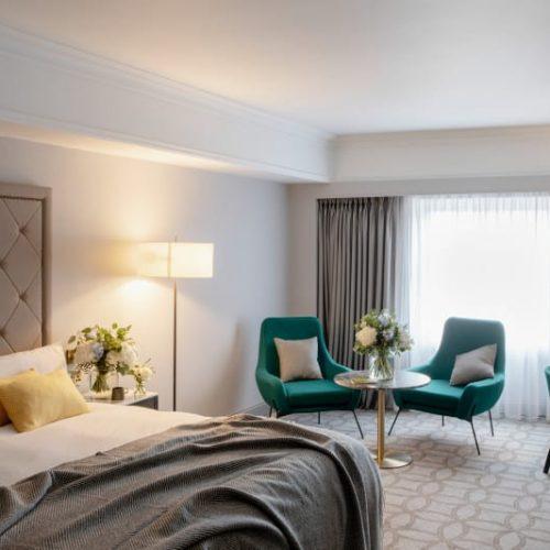 Davenport Hotel Suite