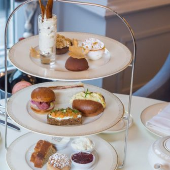 Afternoon tea at The Davenport Hotel Dublin