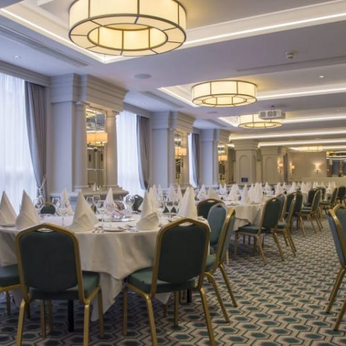 Davenport Hotel Function Room