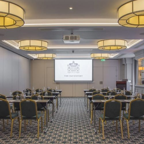 Davenport Hotel Events Room