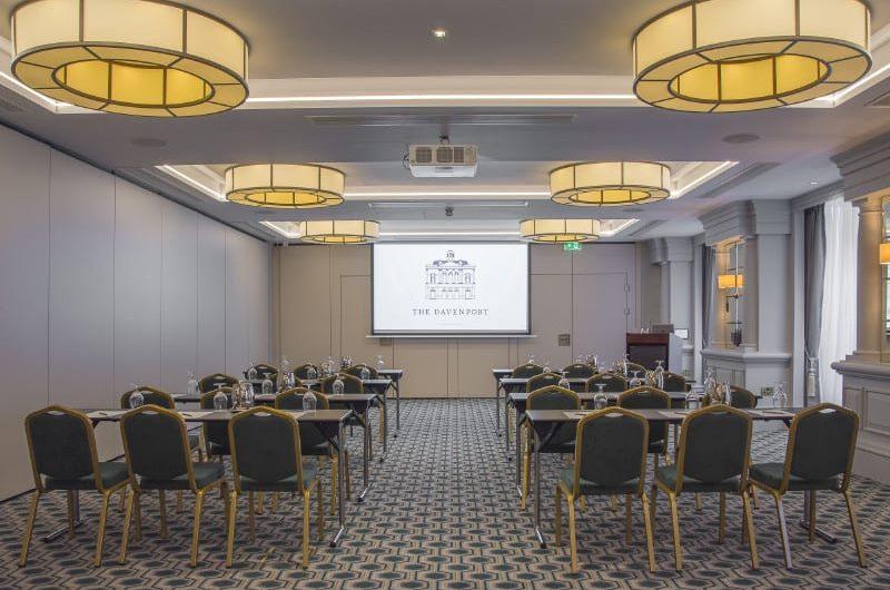 Davenport Hotel Events Room