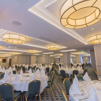 The Davenport Hotel Dublin Meeting Room