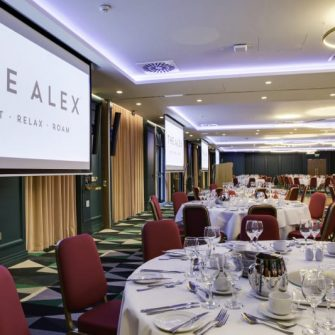 Event set up at our Dublin hotels