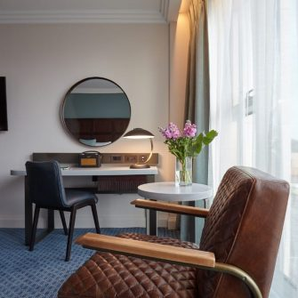 Tamburlaine Hotel Cambridge Bedroom