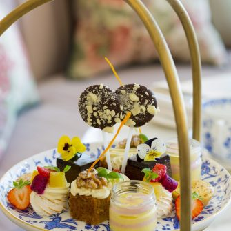Afternoon Tea The Davenport Dublin