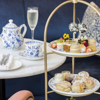 Afternoon Tea at The Tamburlaine Hotel Cambridge