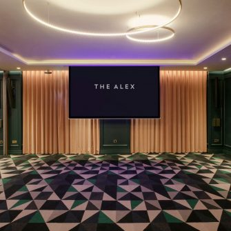 The Alex Hotel Dublin Event Space
