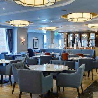 The Davenport Hotel Dublin Restaurant