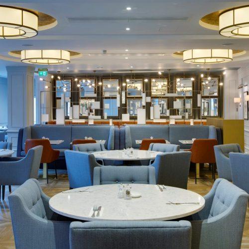 Inside The Davenport Hotel Dublin Restaurant