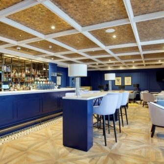 The Davenport hotel Dublin bar