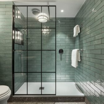 The Green Hotel Dublin Bathroom