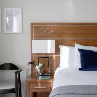 The Green Hotel Dublin Bedroom