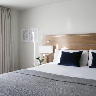 The Green Hotel Dublin Classic Bedroom