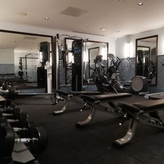 The Green Hotel Dublin Gym