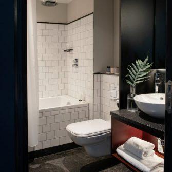 The Mont Hotel Dublin Classic Bathroom