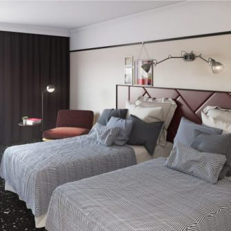 The Mont Hotel Dublin Executive Twin Room