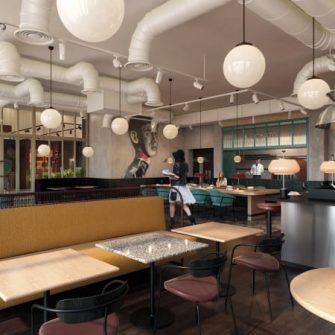The Mont Hotel Dublin Restaurant