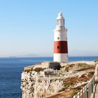 Gibraltar Lighthouse