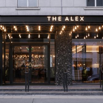 The Alex Hotel Dublin 2