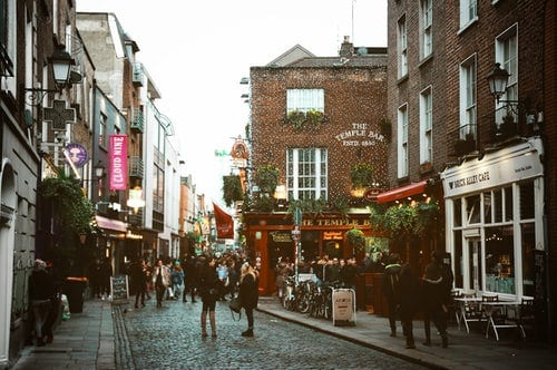 Dublin City, Ireland's Capital