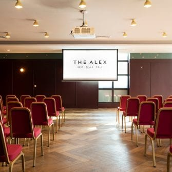 The Odyssey - The Alex Event Spaces
