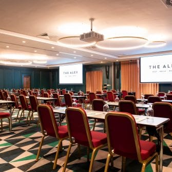 The Orient - The Alex Event Spaces