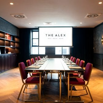 The Rovos - The Alex Event Spaces