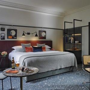 The Mont Hotel Dublin suite