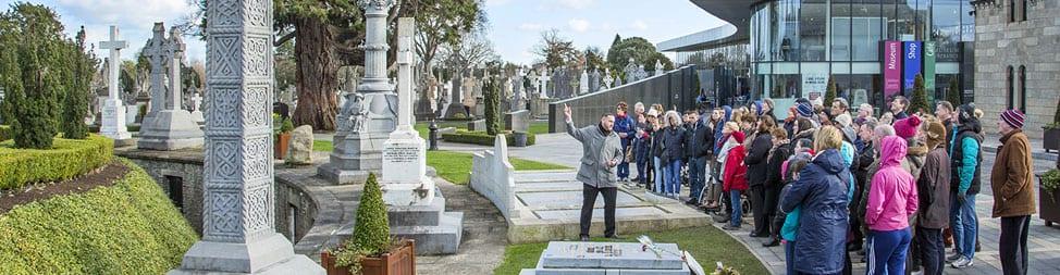 Glasnevin Cemetery tours Dublin