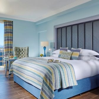 hotel room in the eliott hotel gibraltar
